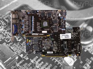 Produkt Steckkarte VGA mit Sound und Slotblende